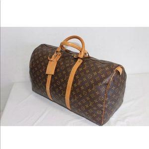 Louis Vuitton Keepall 50 (negotiable)
